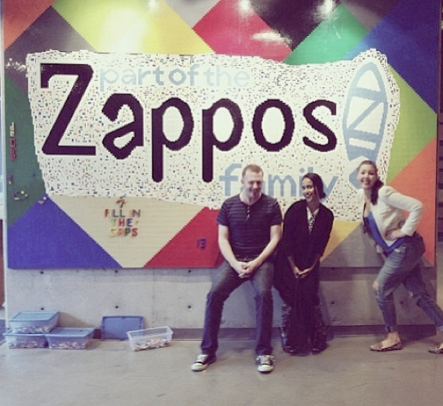 internal event with Zappos Labs | Las Vegas
