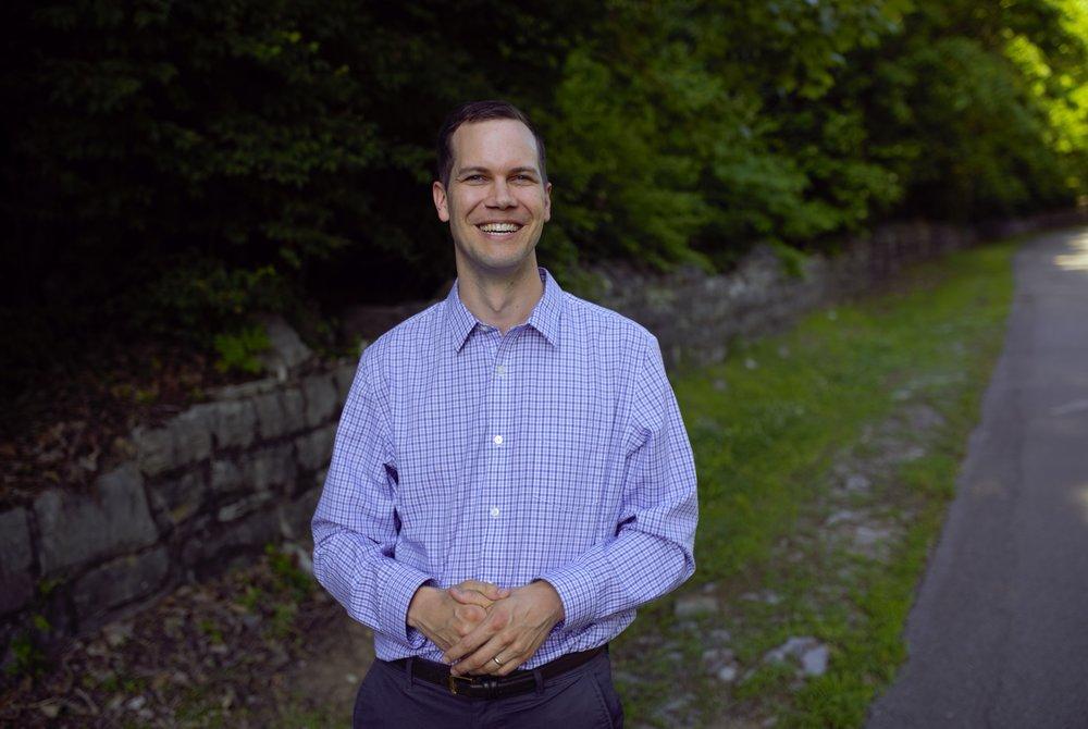 Digital Detangler's author, Pete Dunlap.