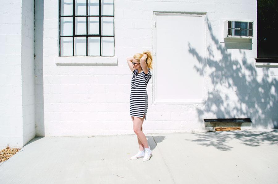 Styled | Sporty Stripes