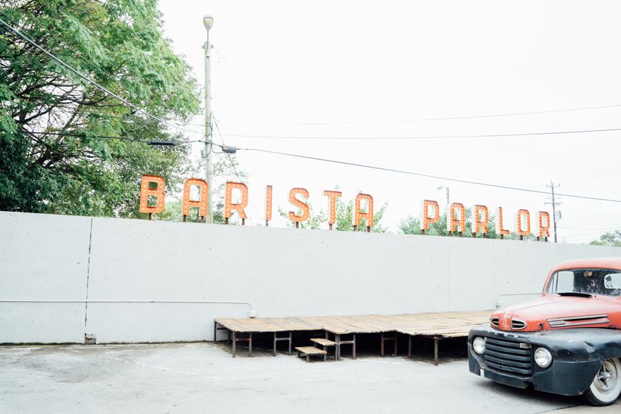 Barista Parlor Nashville