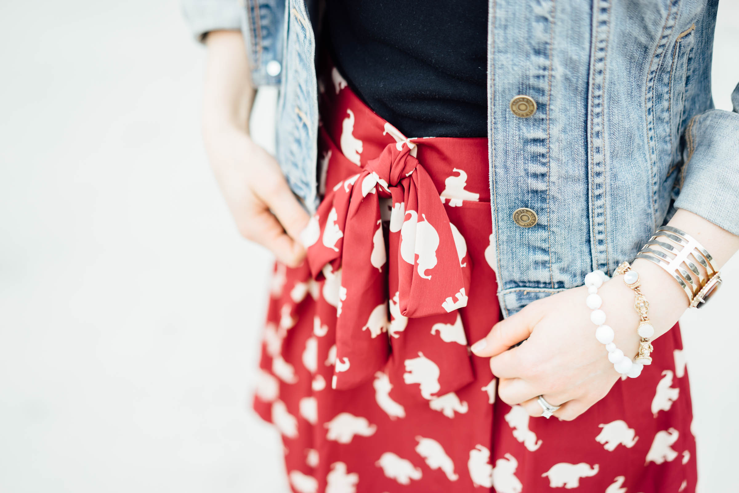 Styled | Printed Skirts