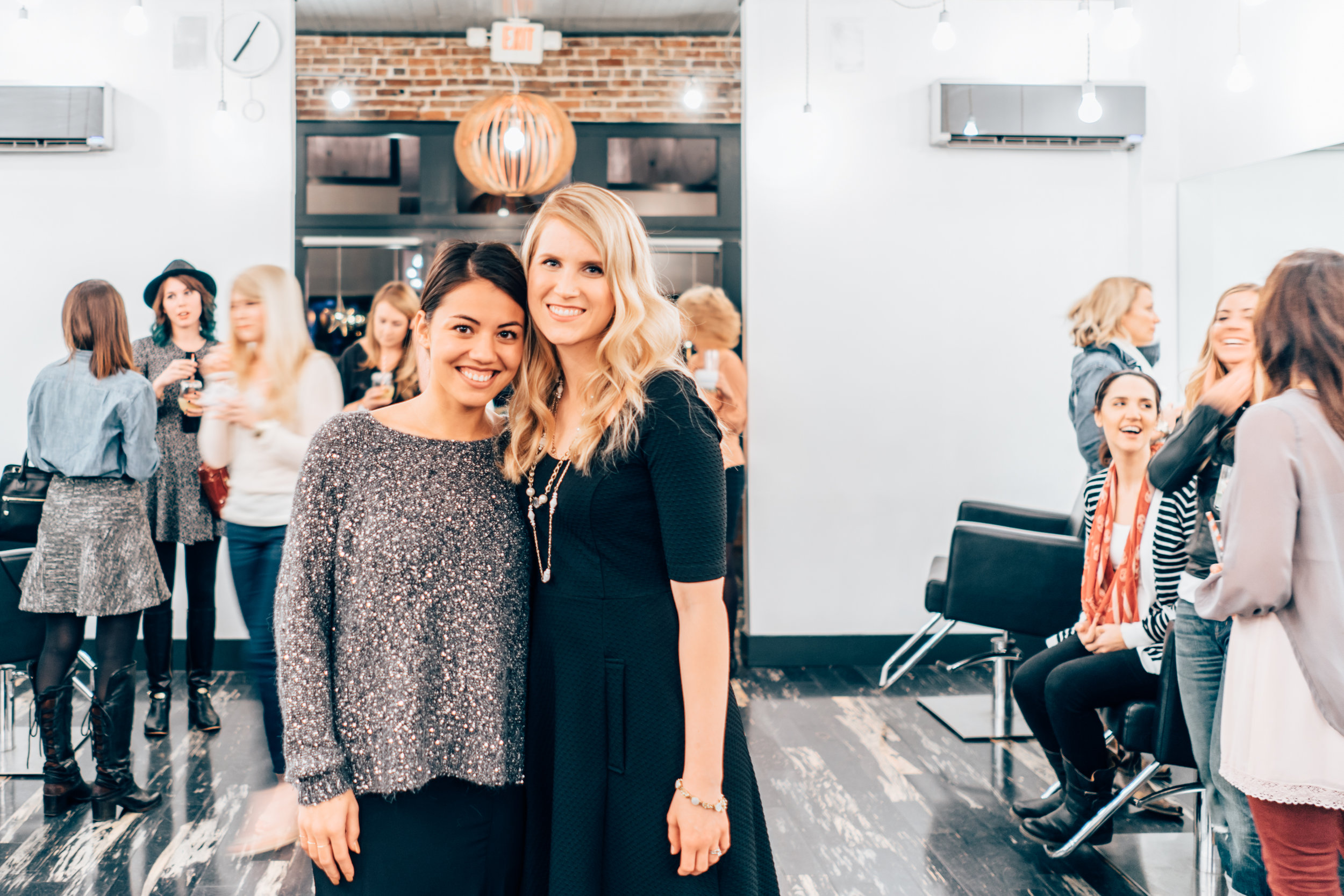 A Night of Holiday Style | Fruition Salon Nashville