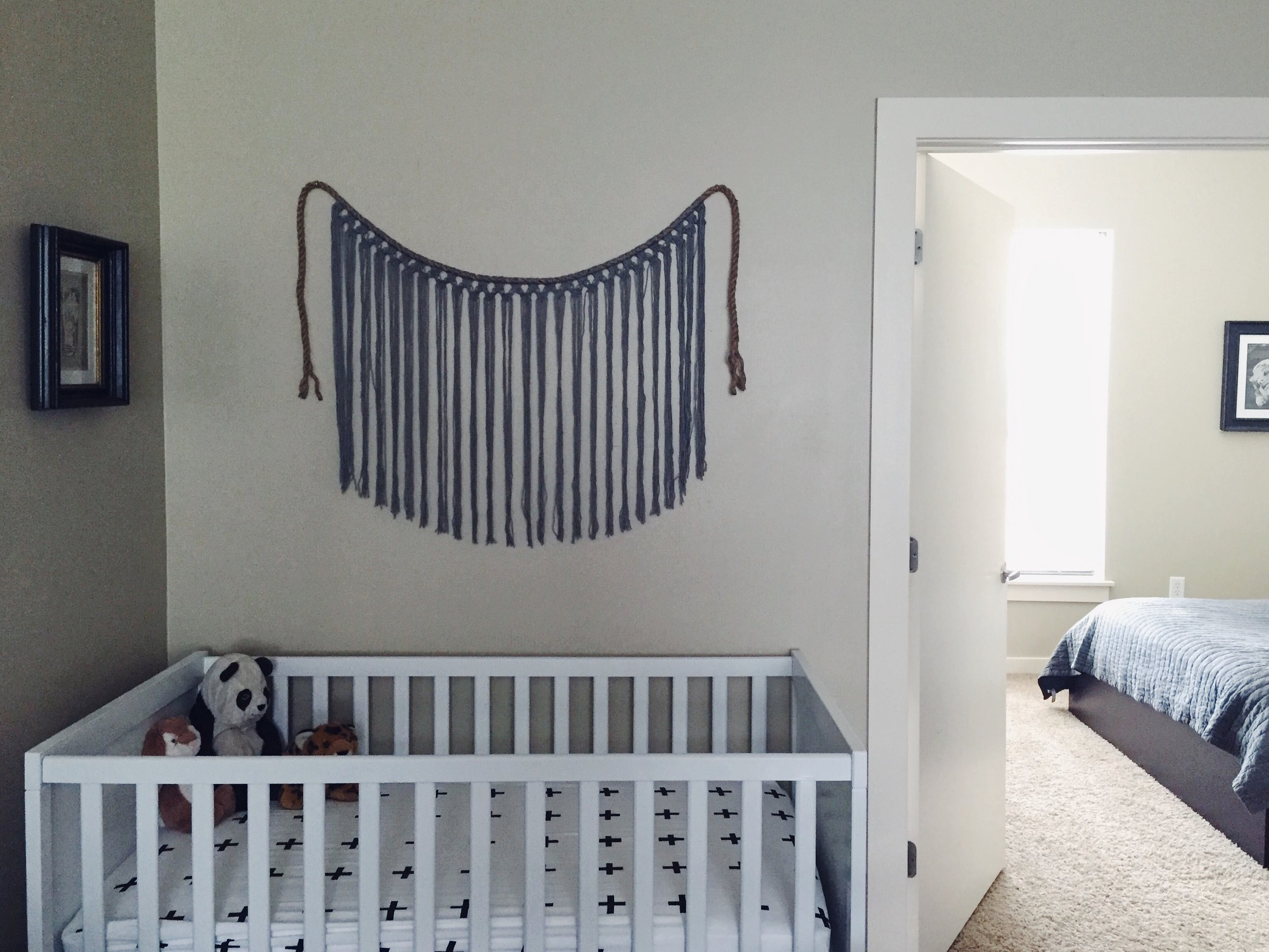 Preparing For A Baby In A Small Space Ashortblonde