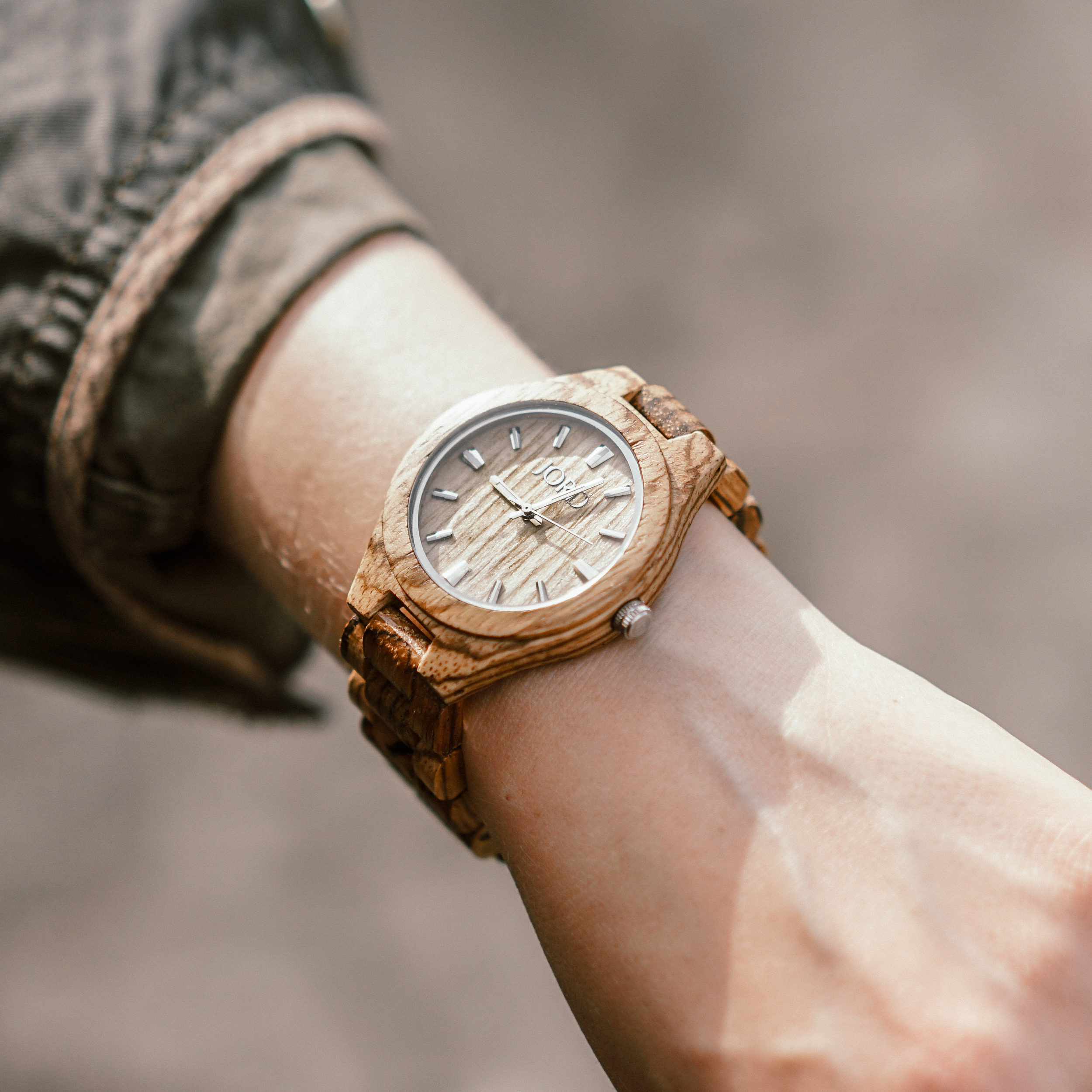 Unique Watches with JORD Wood Watch