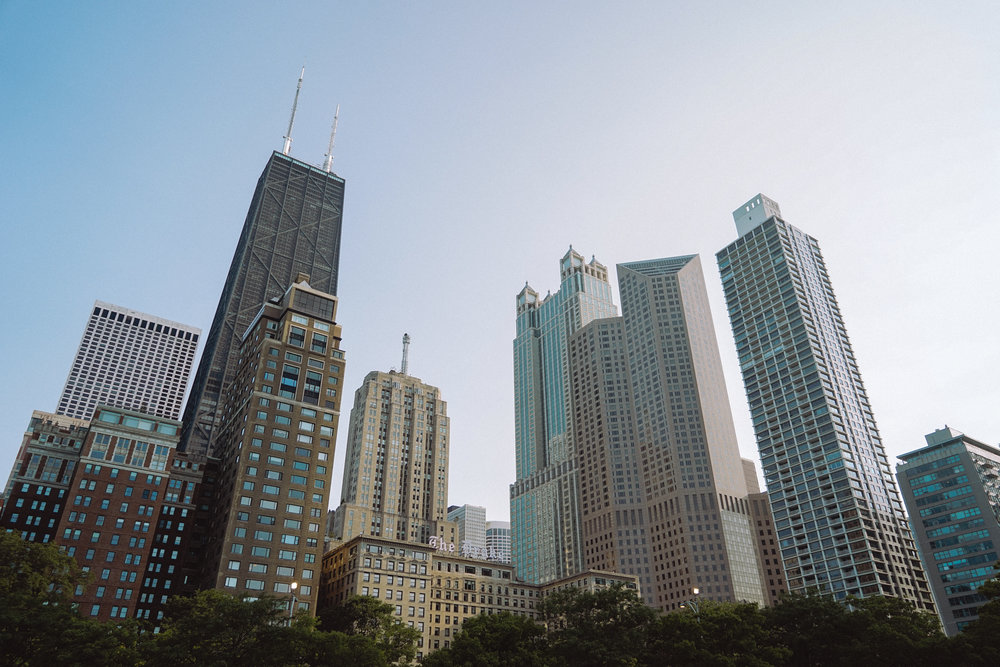 Twenty-Four Hours in Chicago Part ONE