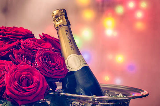 Romance Package - $99.001 Bouquet of Six Roses from Urban Floral Designs1 Bottle of Champagne^Upgrades available**24 Hour Notice Required, Gratuity Not Included