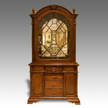 CA5184 - Chippendale Style Display Cabinet