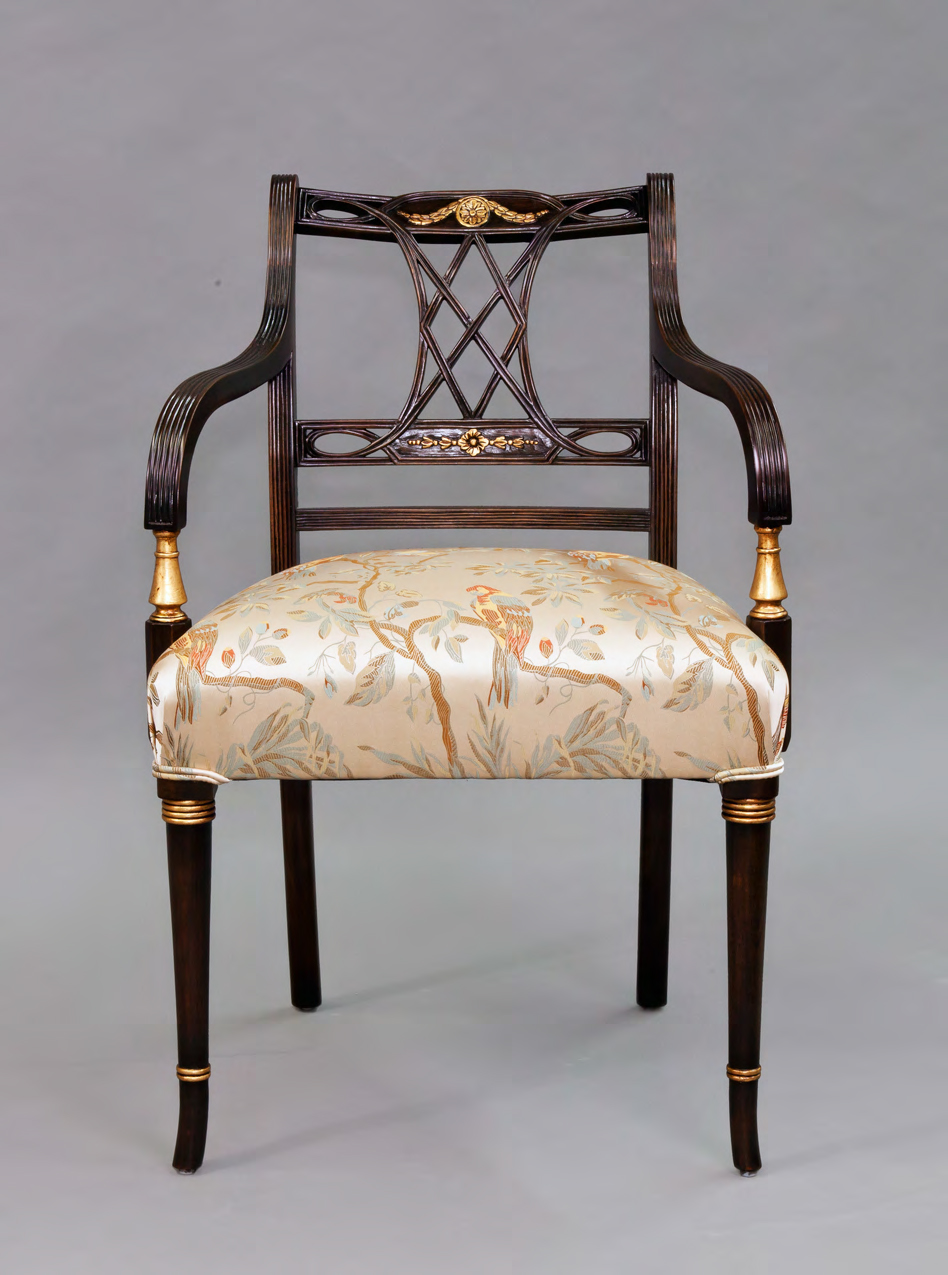 CH162 - Empire Carver Chair