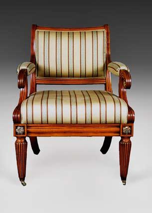 CH418 - Regency Arm Chair