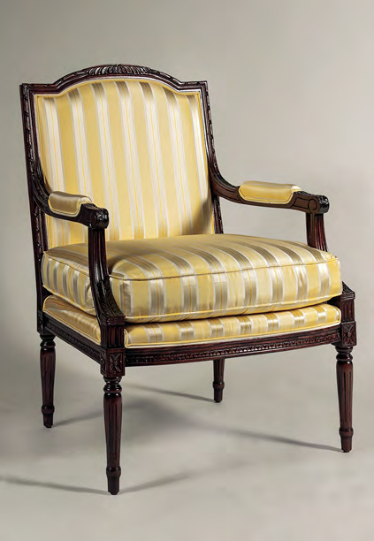 CH1607 - Louis XVI Accent Chair