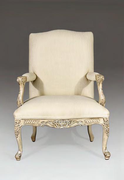 CH3001 - Louis XV Arm Chair