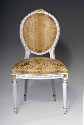 CH500SD - Louis XVI Side Dining Chair