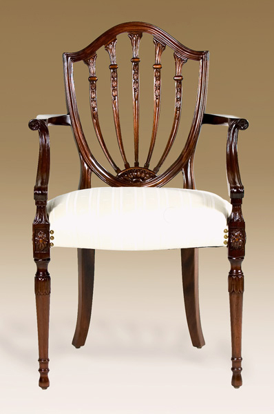 CH1166A - Prince of Wales Arm Chair