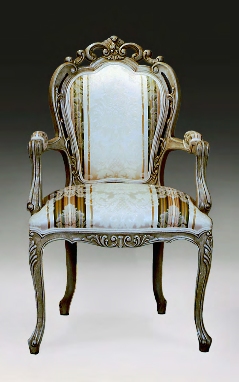 CH2014A - Francisca Arm Chair