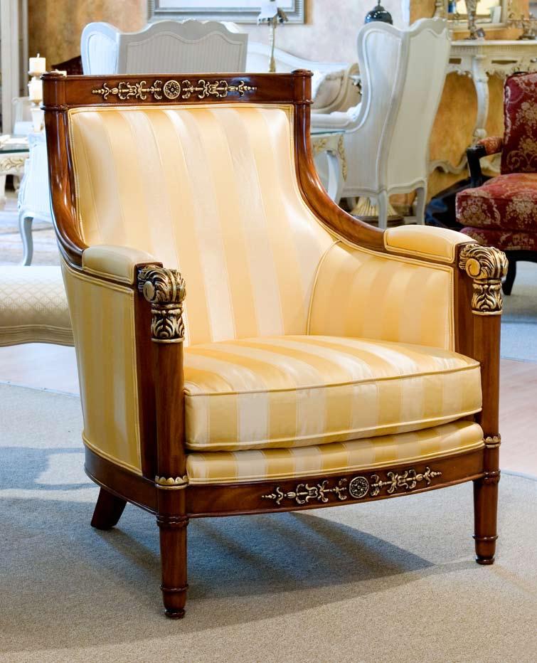 CH2016A - Neopolitan Directoire Arm Chair