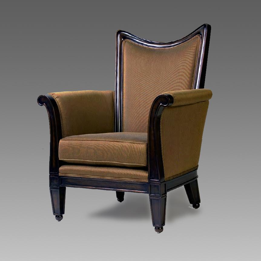 CHTABI - Transitional Arm Chair