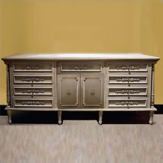 CA500D - Louis XVI Dresser with Two Doors