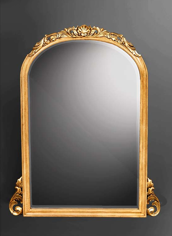 MF001 - Carved French Mirror