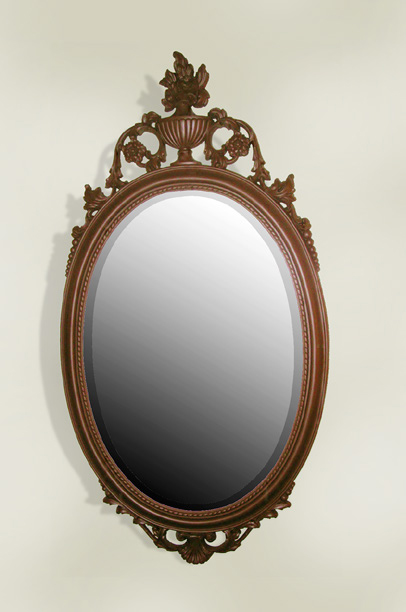 MF2087 - Hand Carved French Style Mirror