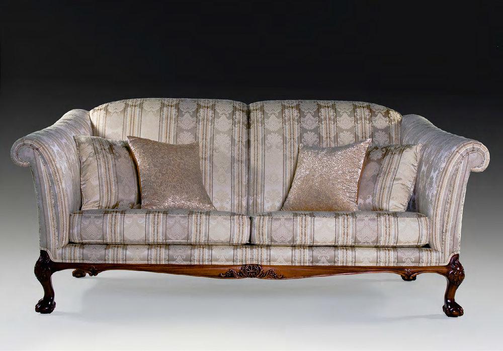 CH0125 - Georgian Sofa