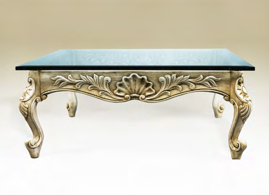 TA301 - Louis XV Style Cocktail Table