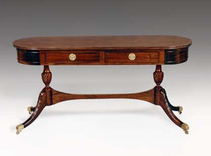 TA723 - Regency Console Table