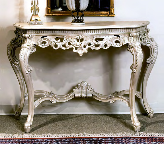 TA3062 - Louis XV Carved Console Table