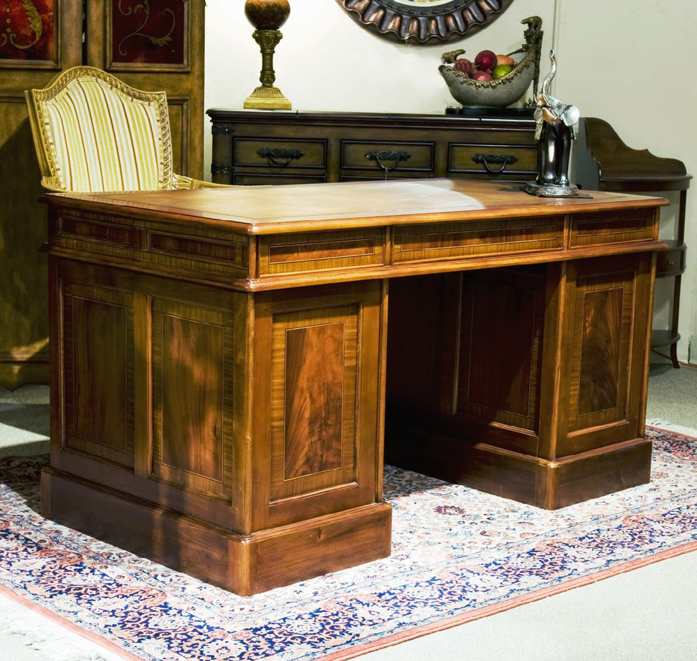 TA0003 - Essex Pedestal Desk