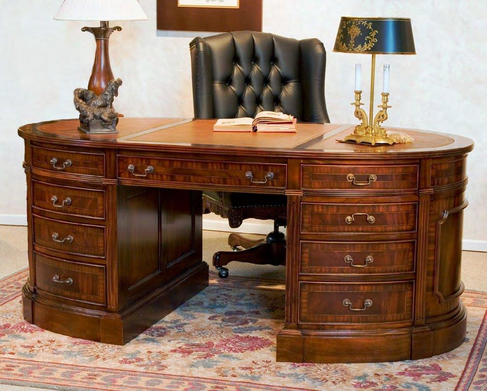 TA0014 - Oval Partnership Desk