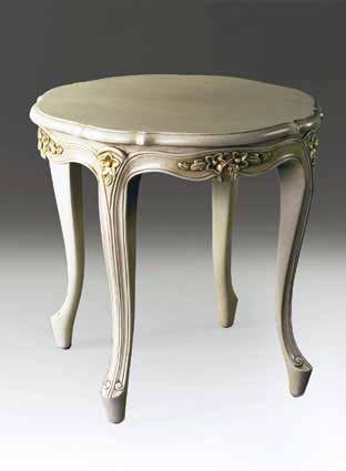 TA102RET - Louis XV End Table