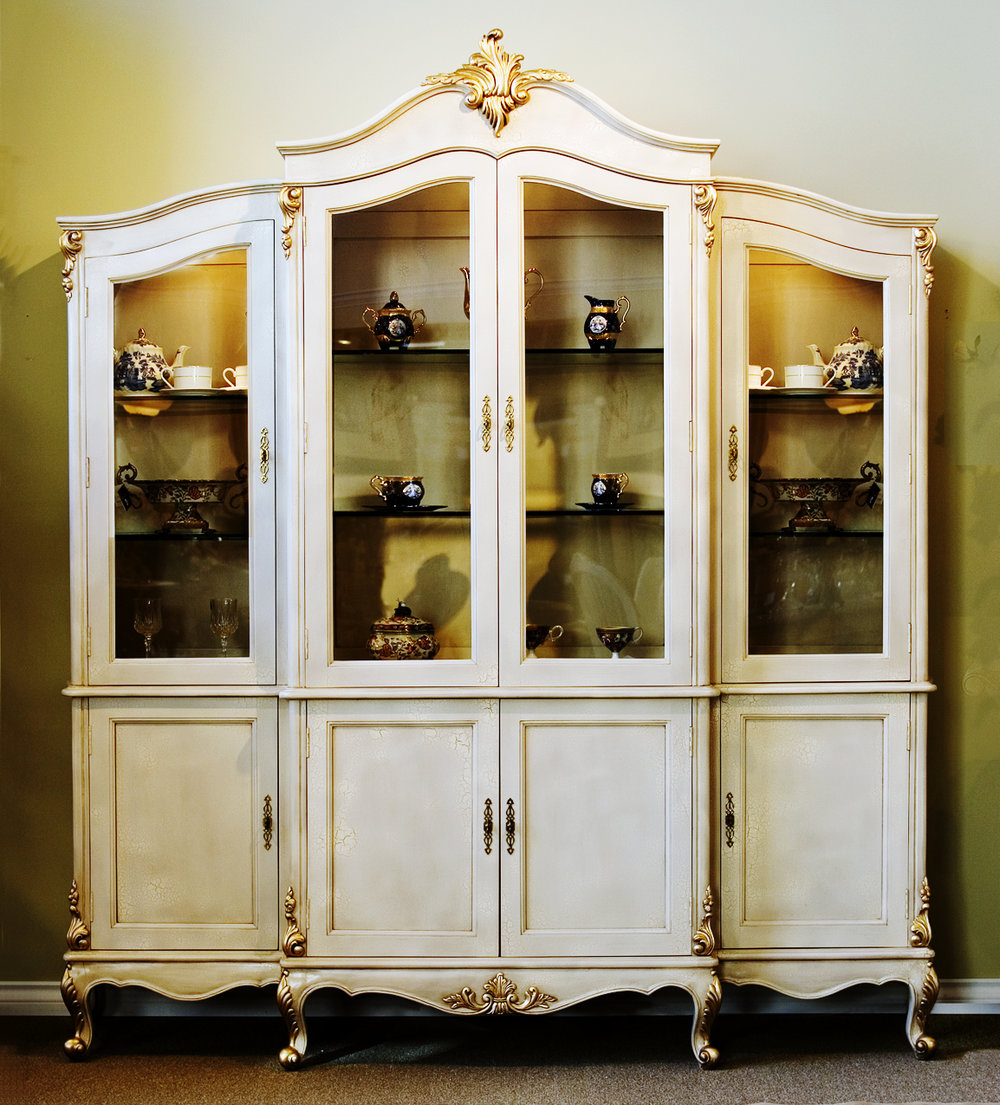 CA2014 - Francisca Showcase Cabinet