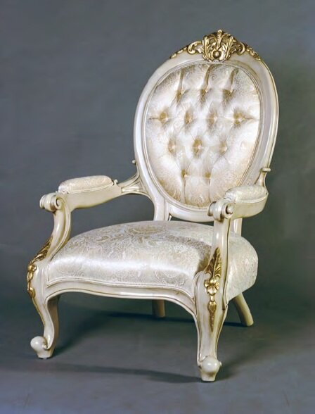 CH2003- Cameo Grandfather Arm Chair