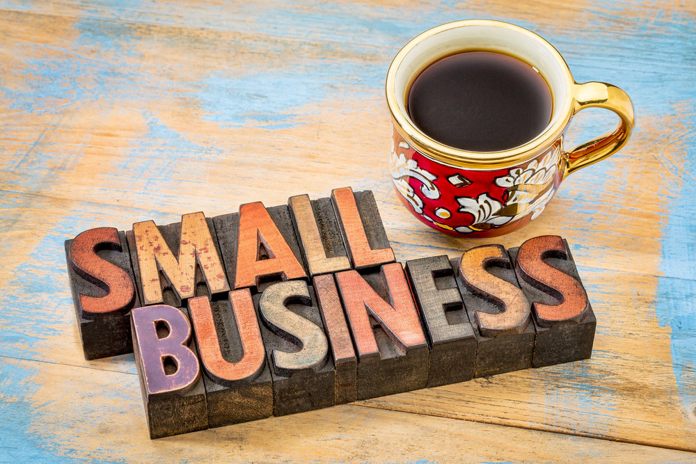 Small business logo