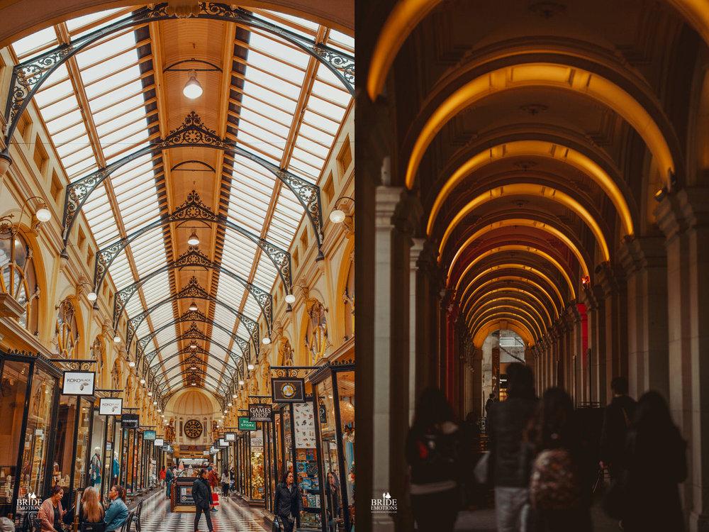 Royal Arcade - Melbourne CBD