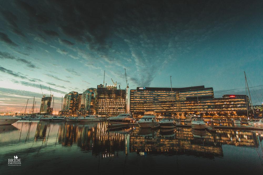 Dockland Victoria