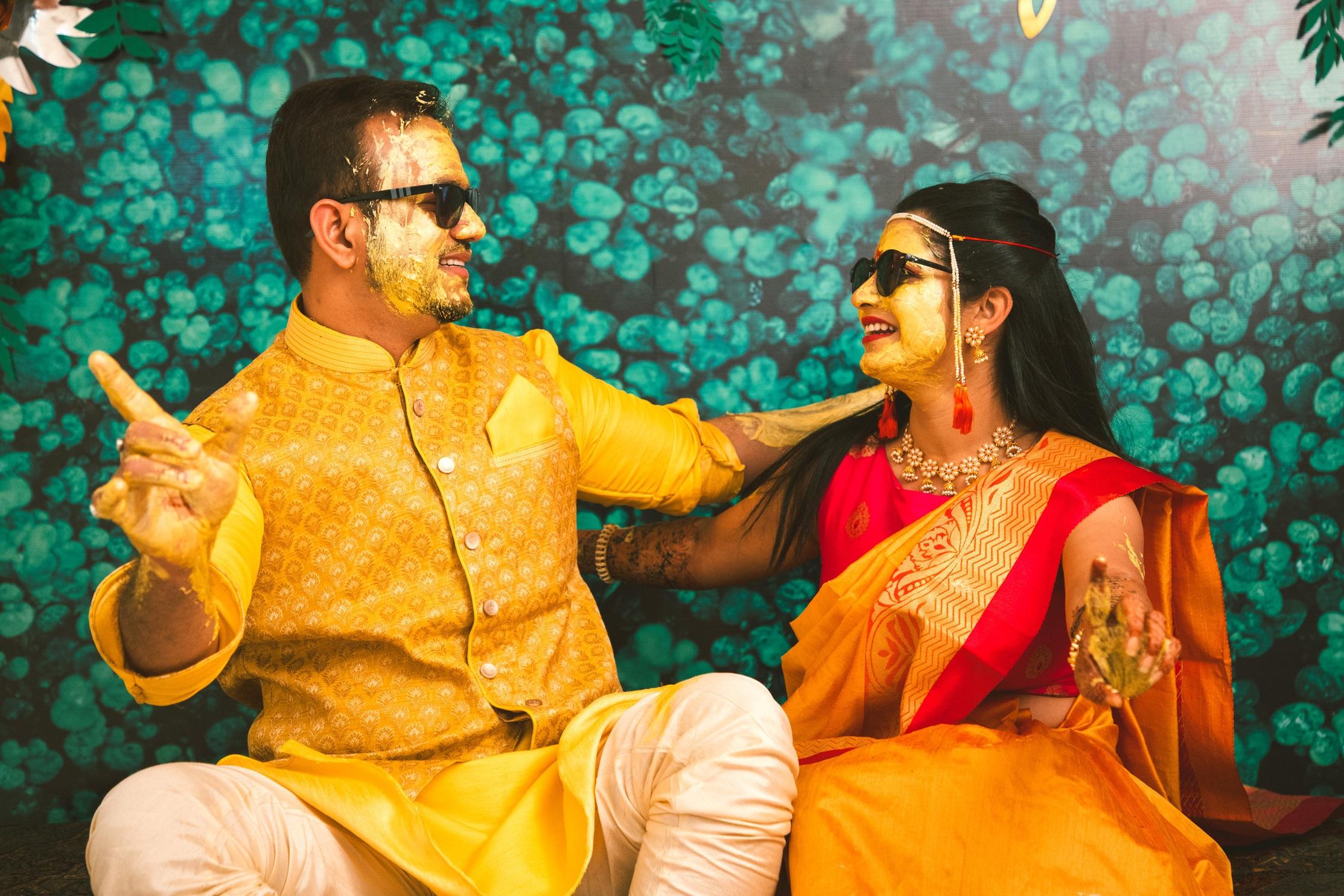 Stories Bride Emotions Wedding Photographer Vadodara
