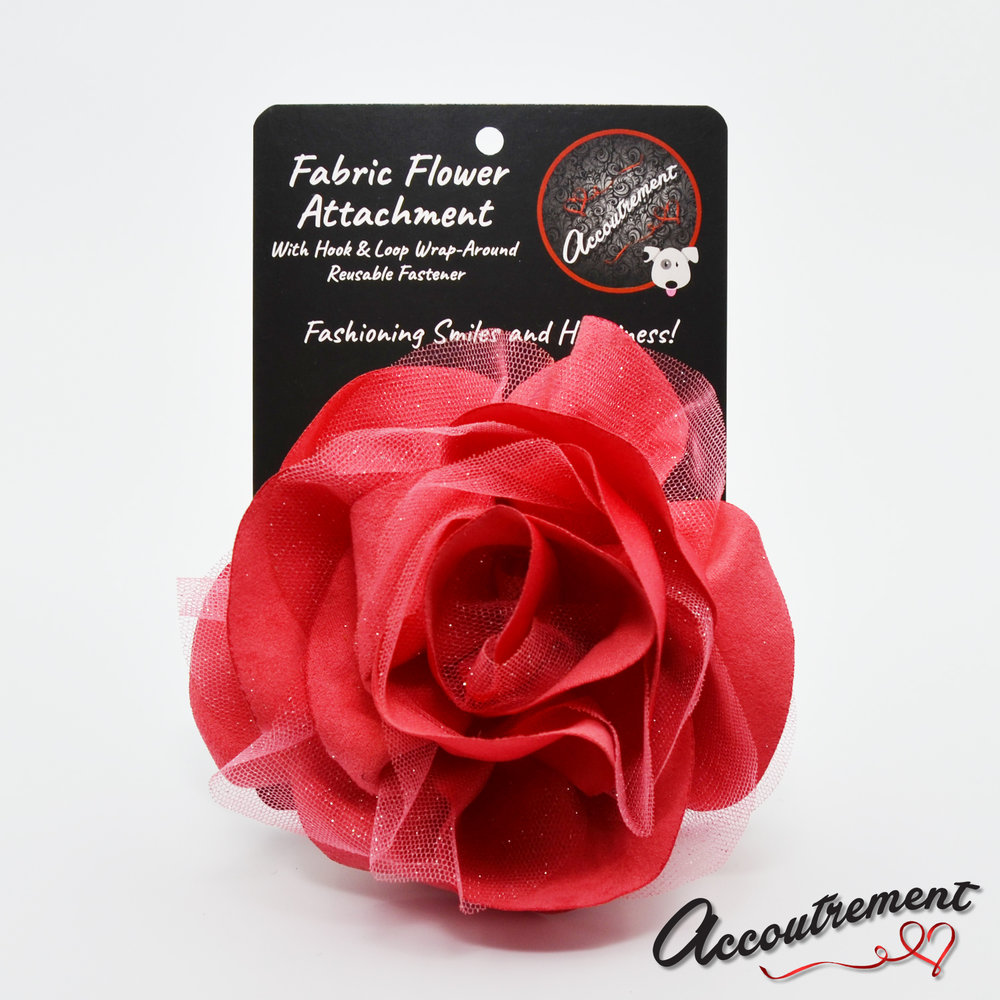 accoutrement.store flower attachment - suede & glitter - resale card.jpg
