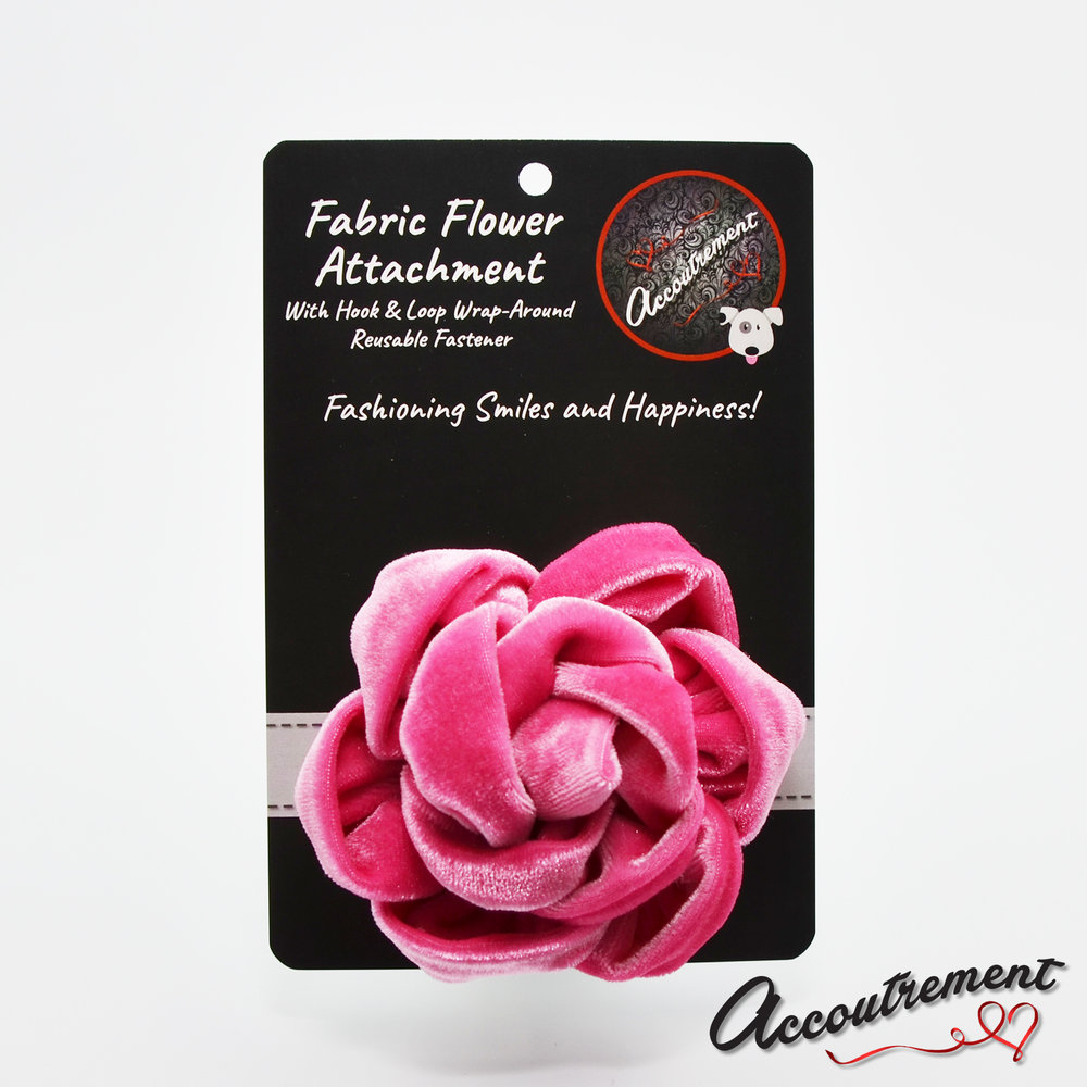 accoutrement.store flower attachment - velvet rose - resale card.jpg