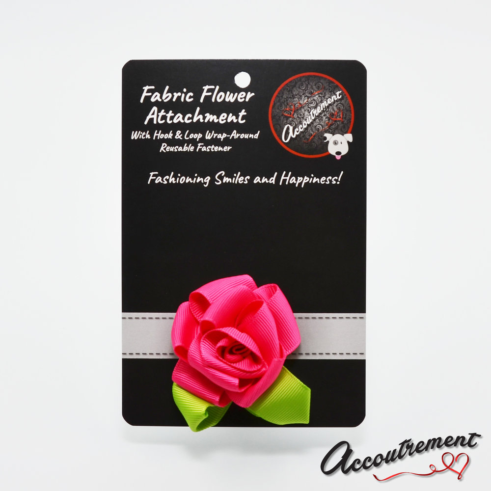 accoutrement.store flower attachment - grosgrain rose - resale card.jpg