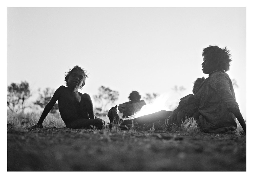 Last of the Pitjantjatjara, Warburton WA, 1966