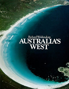 Australia's West - Photography Richard Woldendorp. Text by Bill Warnock. Day Dawn Press, Perth 1983; revised ed. 1986