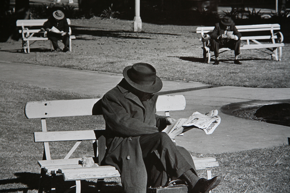 Hyde Park, Sydney NSW,  1961