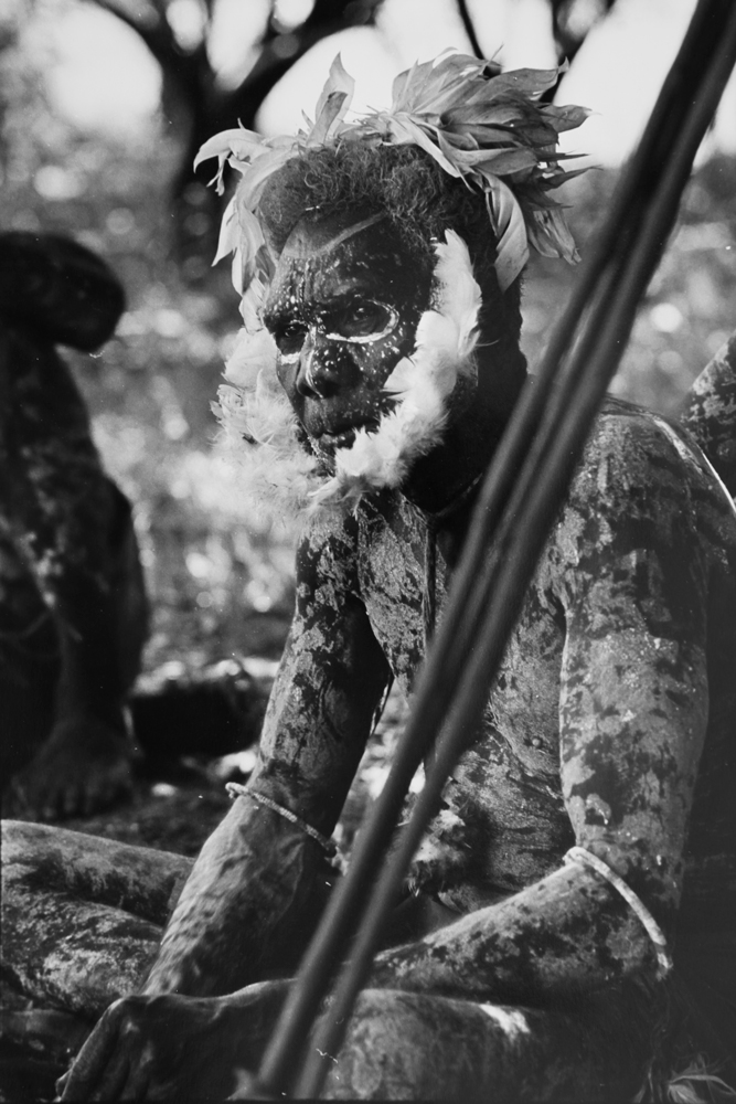 Tribesman, Northern Territory, 1975