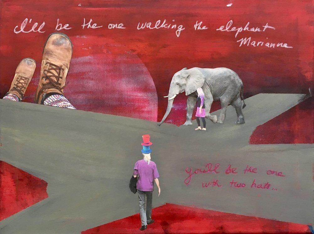The Elephant Marianne