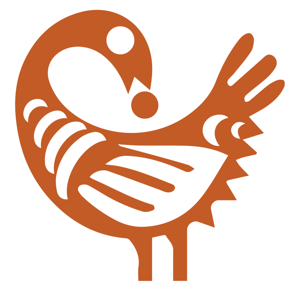 """The meaning of the Sankofa symbol is """"return and get it"""" –– a West African symbol illustrating the importance of learning from the past."""