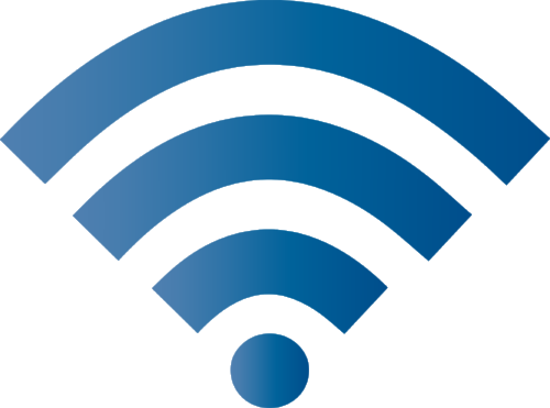Wireless - The current flows through all of the blocks and the communication between blocks is wireless.This means that there is no need for any wires.