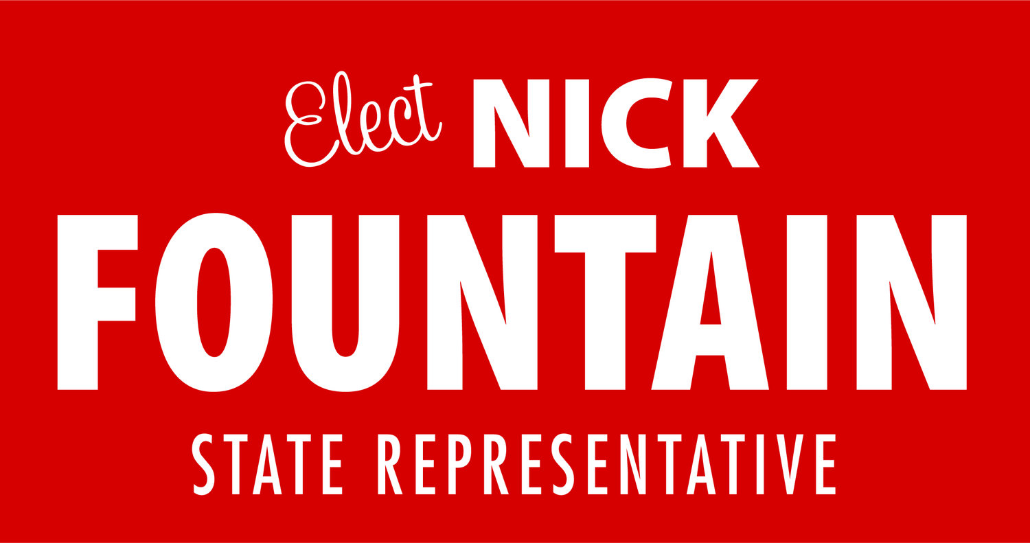 Elect Nick Fountain
