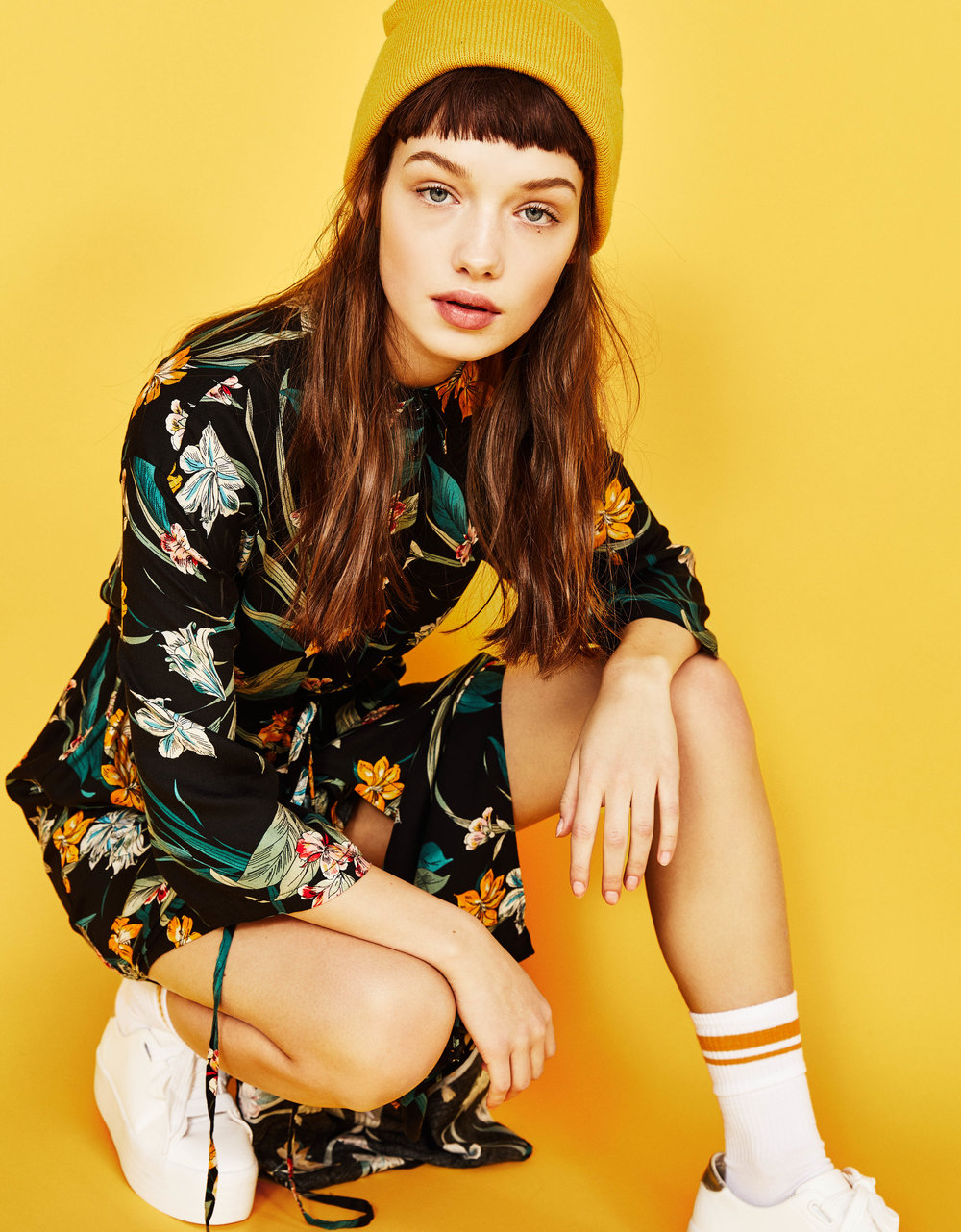 COLOURS - SPECIAL BERSHKA