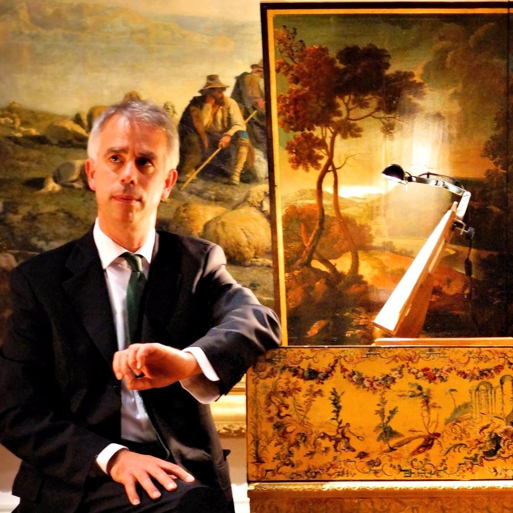Pierre HANTAI - Harpsichord, Conductor | 大鍵琴, 指揮