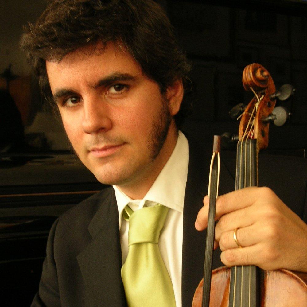 Luis Otavio Santos - Baroque Violin | 巴洛克小提琴
